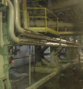 Утепление трубопроводов